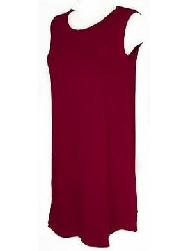 Abito vestito donna dress RAGNO art.70121P taglia 5 / L colore 051 GERANIO