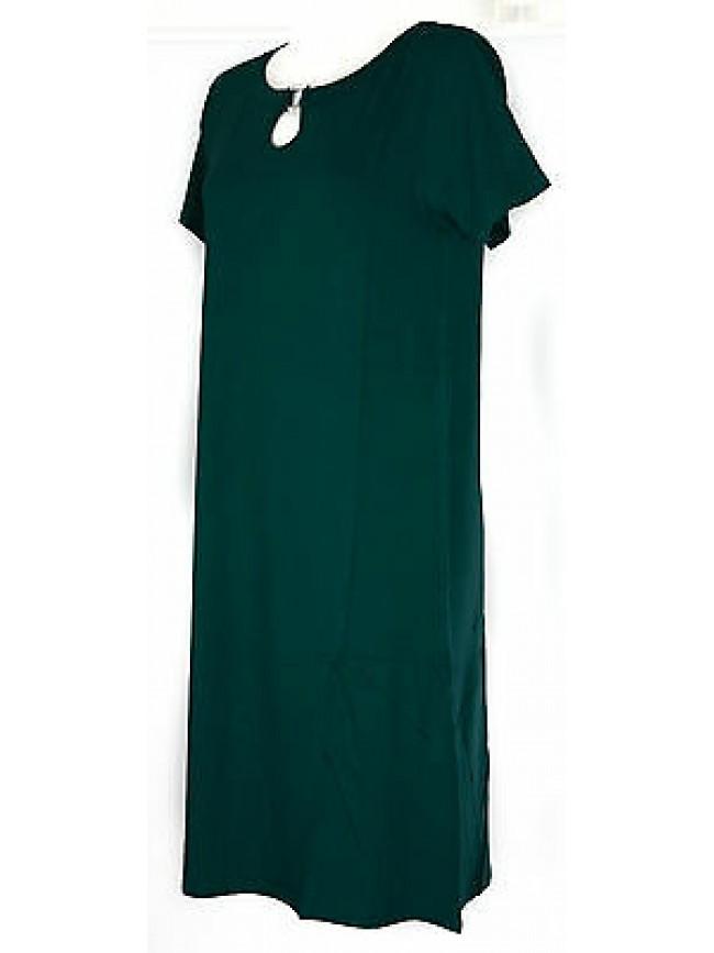 Abito vestito donna dress RAGNO articolo 70208N taglia 46 colore 236 GINEPRO