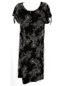 Abito vestito donna dress RAGNO articolo 70230N taglia 48 colore 020F NERO BLACK