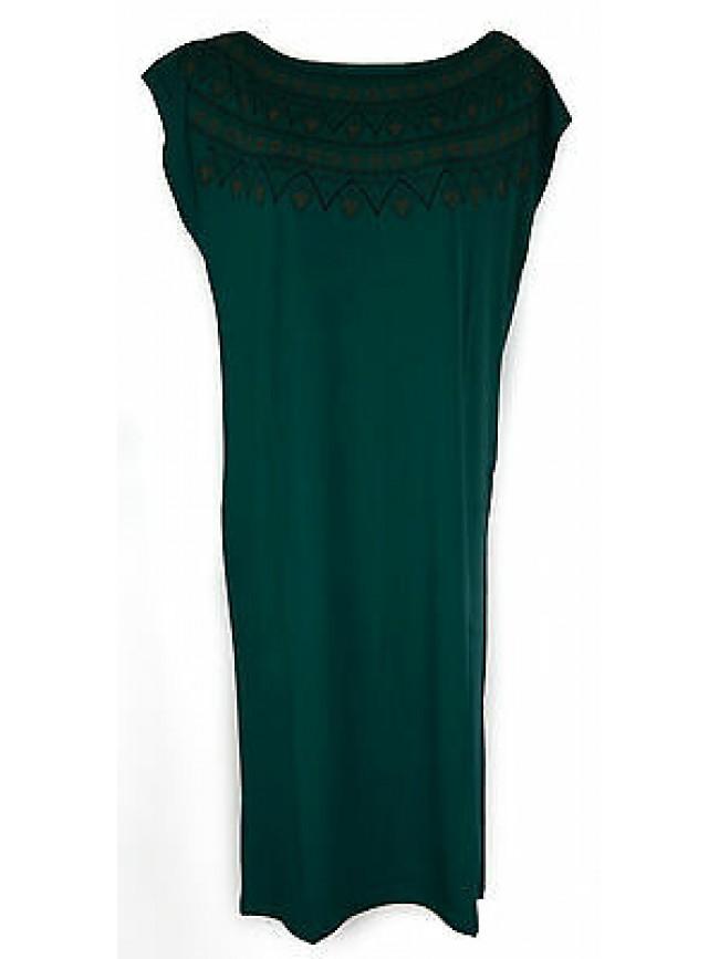 Abito vestito donna dress RAGNO articolo 70268N taglia 48 colore 236 GINEPRO