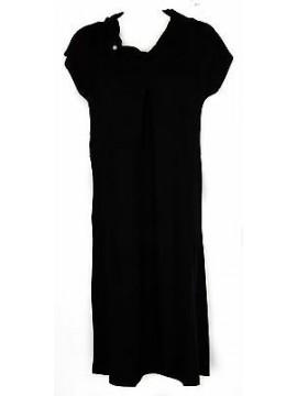 Abito vestito donna dress RAGNO articolo 70272N taglia 48 colore 020 NERO  BLACK 597428772b1