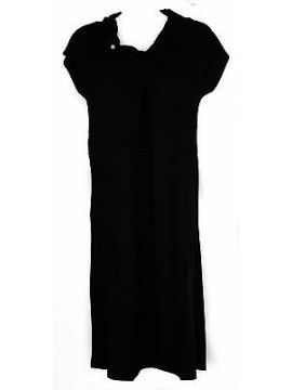 Abito vestito donna dress RAGNO articolo 70272N taglia 56 colore 020 NERO BLACK