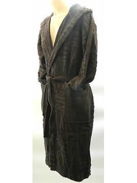 Accappatoio uomo bathrobe BIKKEMBERGS art.P784 H10 taglia L col.2100 grigio log