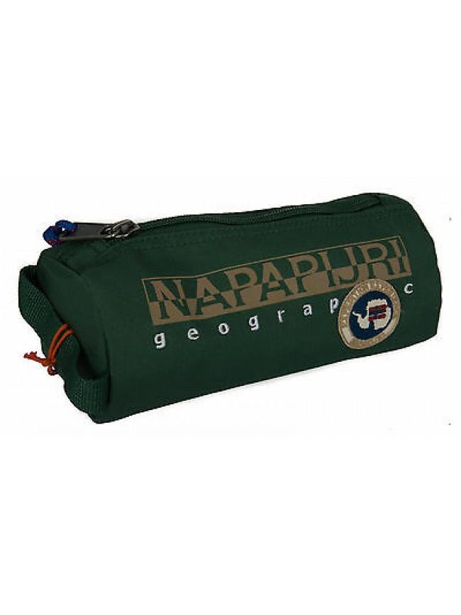 Astuccio scuola pen holder NAPAPIJRI a. 4BNN3Z06 NORTH CAPE col. G41 LEAF