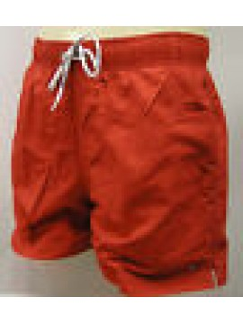 BOXER MARE BEACHWEAR SUITS SWIM TRUNK TOMMY HILFIGER A.EH87812372 T.L 611 ROSSO