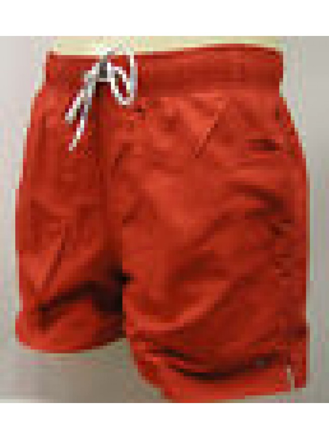 BOXER MARE BEACHWEAR SUITS SWIM TRUNK TOMMY HILFIGER A.EH87812372 T.S 611 ROSSO