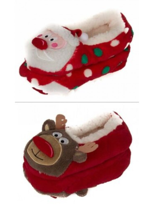 Babbucce pantofole casa bimba / bimbo antiscivolo CIOCCA articolo 2/234A
