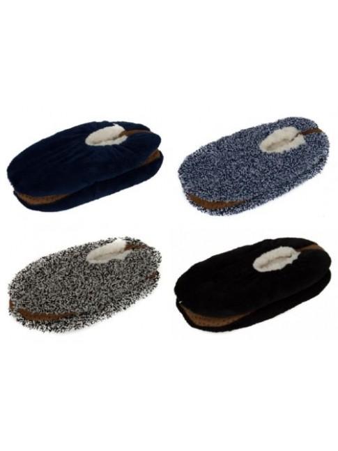 Babbucce pantofole casa uomo antiscivolo CIOCCA articolo 497/U