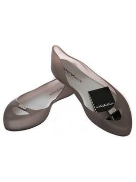 Ballerine scarpe mare EMPORIO ARMANI 262514 5P384 taglia 37 colore 03452 COCONUT