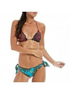 Bikini costume donna due pezzi mare o piscina F**K articolo F18S2X722U