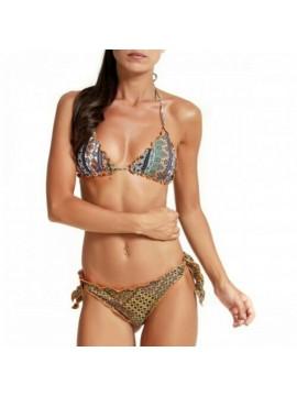 Bikini costume donna due pezzi mare o piscina F**K articolo F18S2X743U