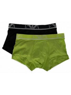 Bipack 2 boxer trunk EMPORIO ARMANI a. 111210 6P715 taglia S colore 30635 MA GI