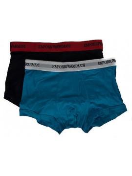 Bipack 2 boxer trunk EMPORIO ARMANI a. 111210 6P717 taglia S colore 30735 MA TU
