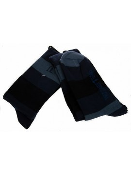 Bipack 2 calzino alto calza TRUSSARDI JEANS a. TR016S taglia III 43-46 c. 078FB