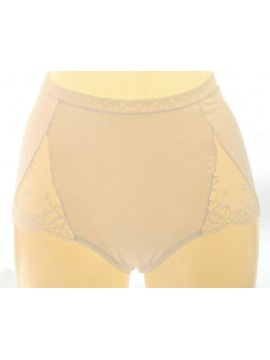 Bipack 2 slip mutande donna brief RAGNO a.07606Z jolie maxi T.6/XL c.010 bianco