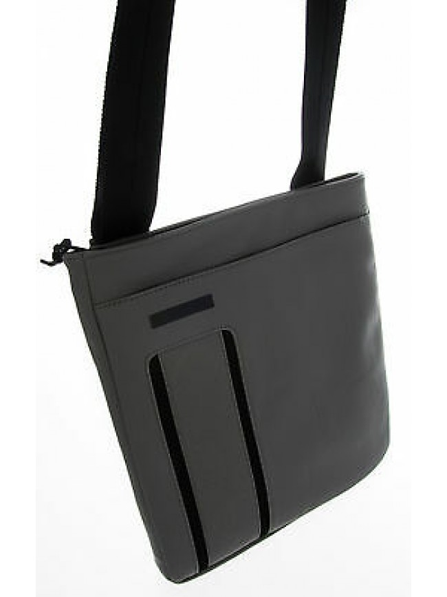 Borsa bag CK CALVIN KLEIN JEANS art.J5EJ500322 asher flatpack colore 032 CARBON