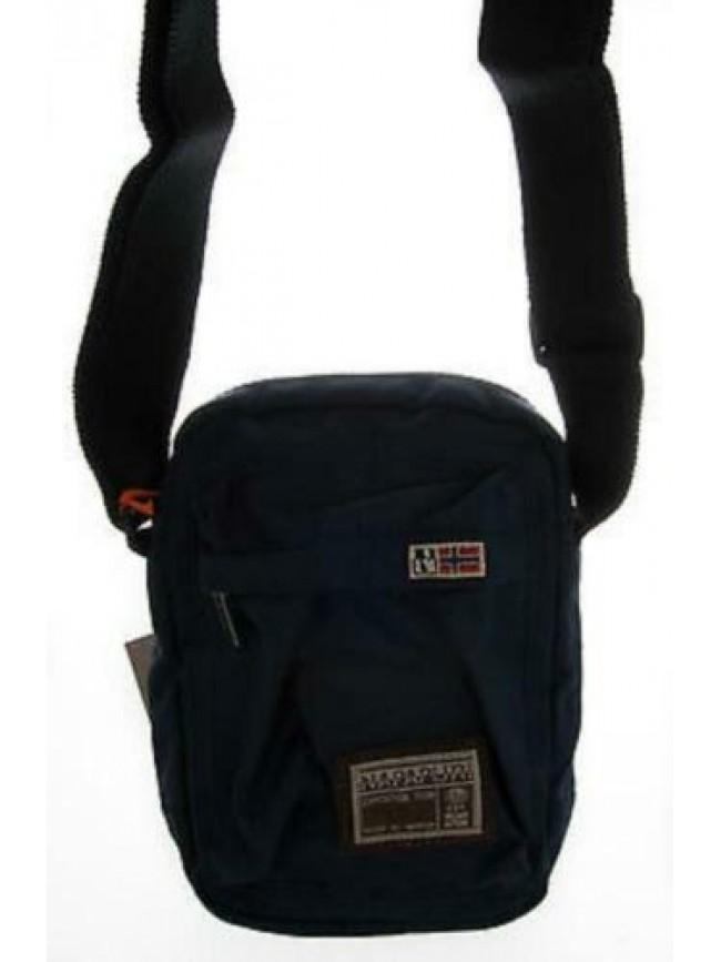Borsa bag NAPAPIJRI nordland small reporter 4BNN5Z16 c.176 blue marine