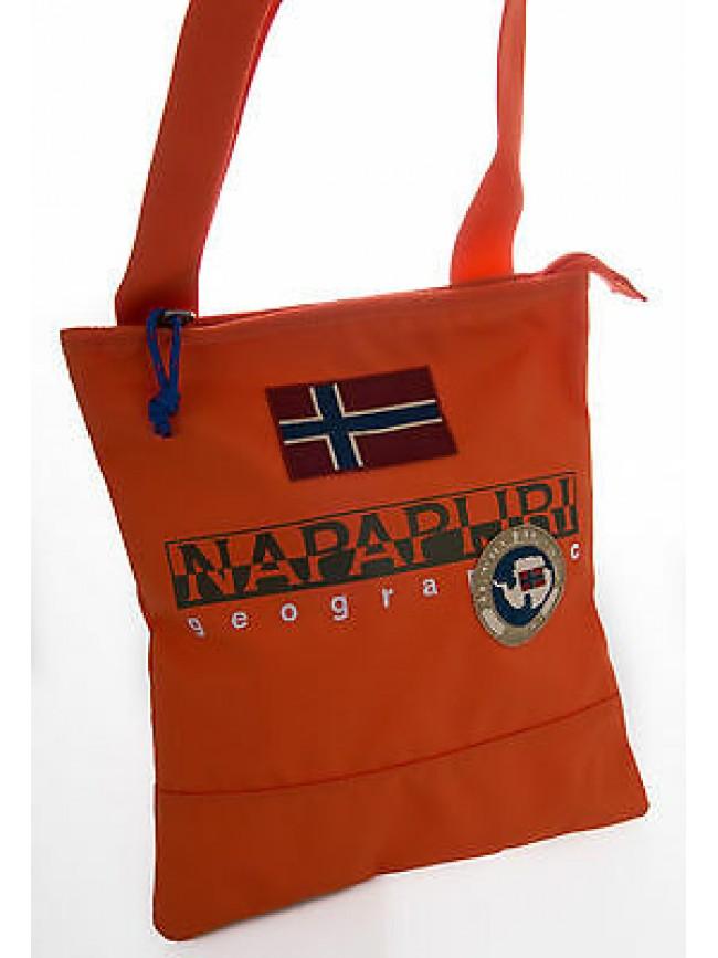 Borsa bag NAPAPIJRI north cape mini crossover 4BNN3R17 c.030 orange