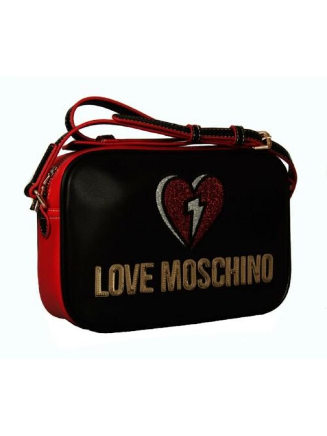 Borsa borsetta donna a mano o tracolla LOVE MOSCHINO articolo JC4257PP0BKJ BORSA