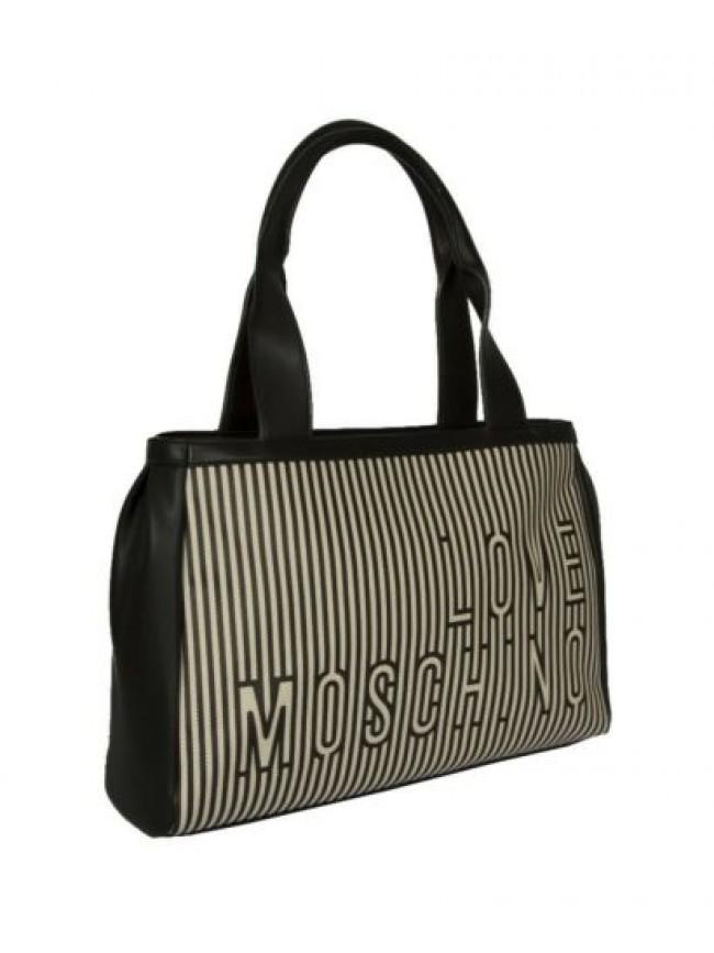 Borsa donna a mano o spalla chiusura con cerniera LOVE MOSCHINO articolo JC4229P