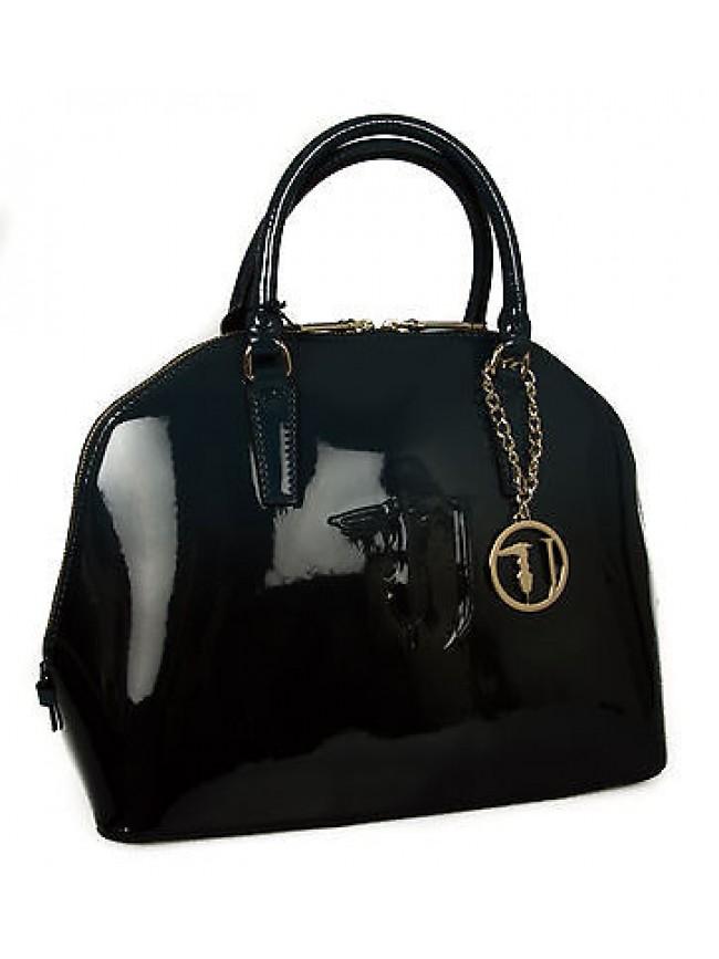 Borsa 49 Ischia Dome Donna Blu 75b573 Bag Colore Jeans Trussardi Art RBRwraHq