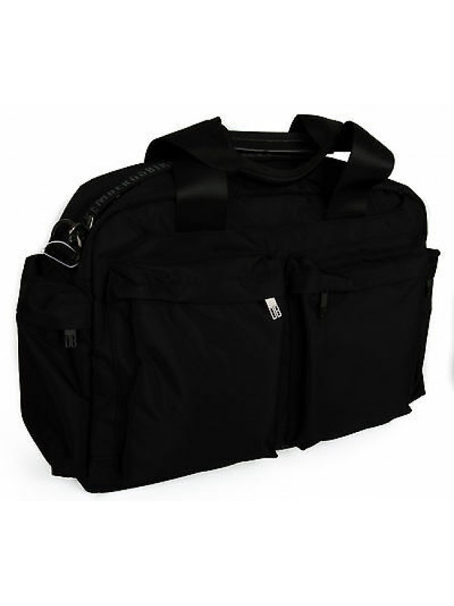Borsa laptop bag BIKKEMBERGS art. D0601 briefcase col. D01 NERO BLACK