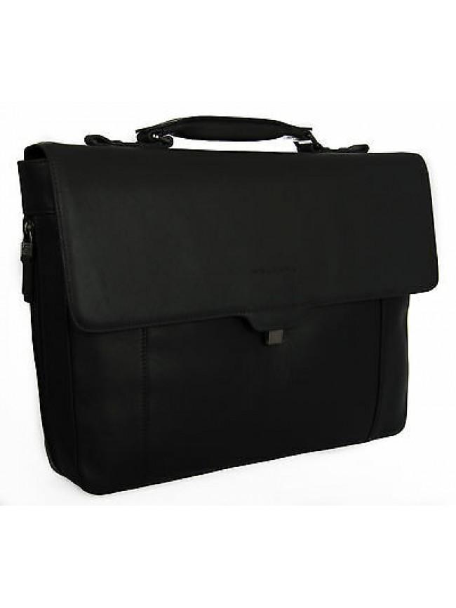 Borsa messenger cartella notebook bag PIQUADRO articolo CA3111S73 colore N NERO