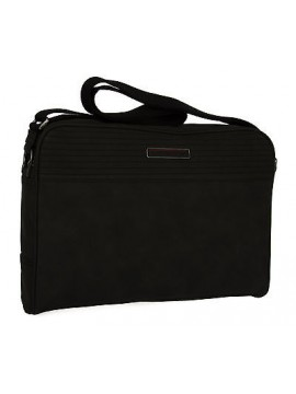 Borsa notebook bag TOMMY HILFIGER art. AM0AM01415 MESSENGER col. 043 NERO BLACK