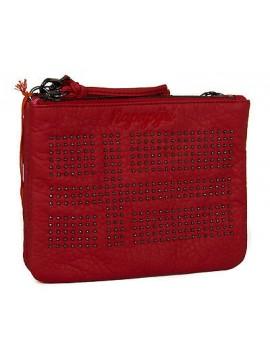 Borsa pochette donna bag NAPAPIJRI a. 4BNN5G04 STAIN CROSSBODY c. R33 ROSSO RISK