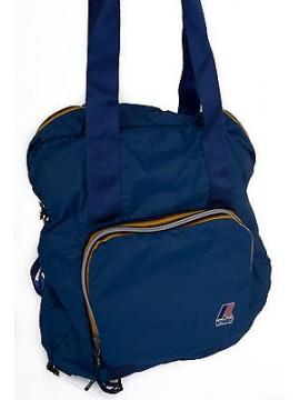 Borsa richiudibile bag K-WAY a.2BKK1301 POCKET SHOPPER col.C4 FLASH BLUE