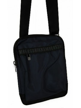 Borsa tracolla bag BIKKEMBERGS art. 6ADD0615 CROSSOVER colore D05 MIDNIGHT BLUE