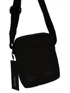 Borsa tracolla bag CK CALVIN KLEIN art. K50K502055 REPORTER col. 001 NERO BLACK