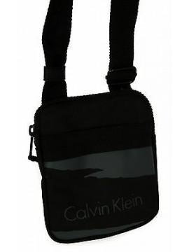 Borsa tracolla bag CK CALVIN KLEIN art. K50K502147 CROSSOVER col. 001 NERO BLACK