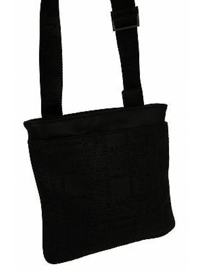 Borsa tracolla bag VERSACE JEANS a. YOBB23 77167 cm. 23x23x3 col. 899 NERO BLACK