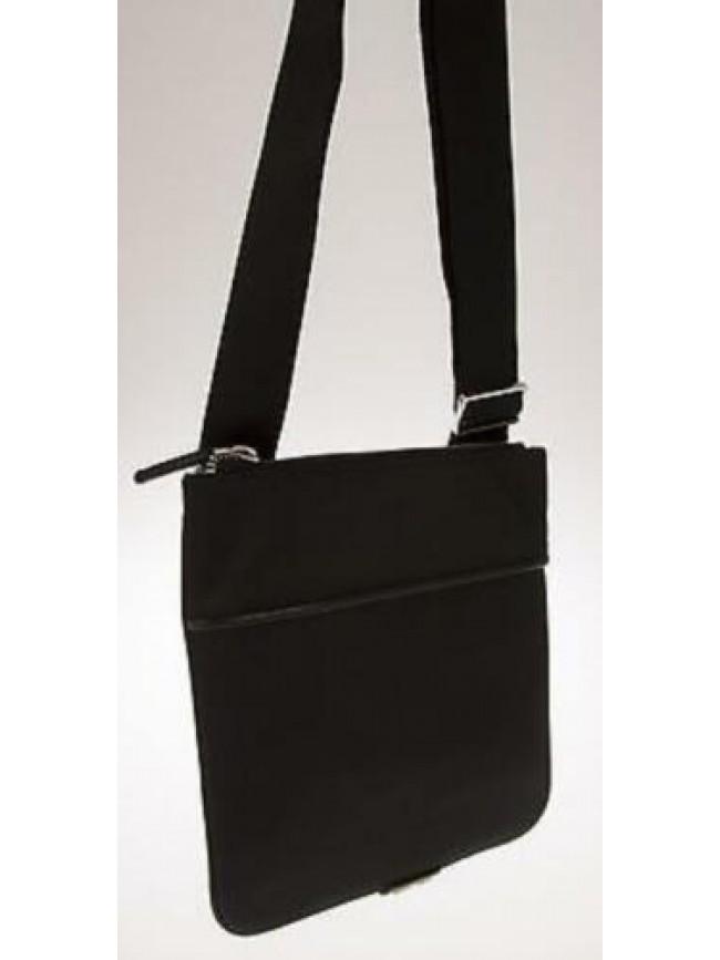 Borsa tracolla unisex flat bag CALVIN KLEIN art.K5EK500201 col.990 NERO BLACK