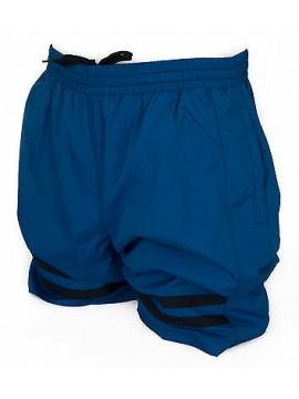 Boxer bermuda mare trunk beachwear SPALDING art. X280 taglia M col. 3101 BLU