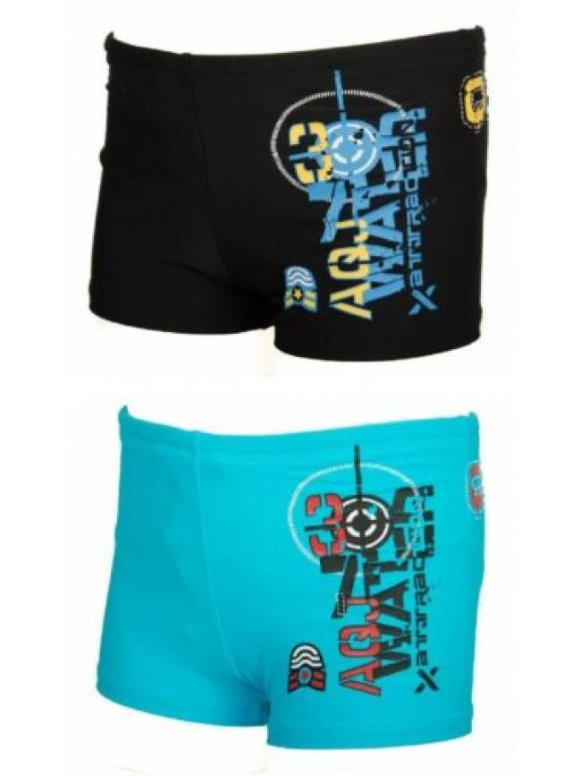Boxer bimbo bambino junior costume mare o piscina swimwear AQUARAPID articolo BA