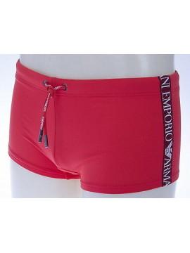 Boxer costume beachwear EMPORIO ARMANI 211366 4P400 T.XXL c.05774 ROSSO