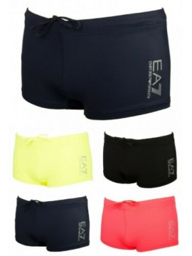 Boxer costume da bagno uomo mare o piscina EA7 EMPORIO ARMANI articolo 901001 CC