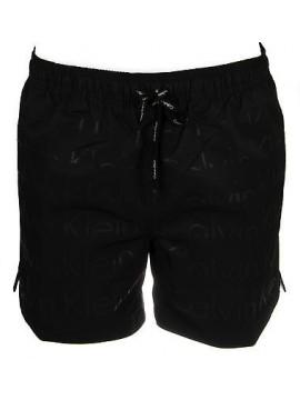 Boxer costume mare beachwear CK CALVIN KLEIN K9MC000204 taglia L 900 NERO