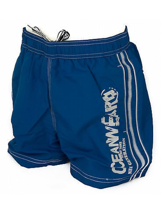 Boxer costume mare bimbo short beachwear LOTTO R6233 taglia S 9-10 col. ATLANTIC