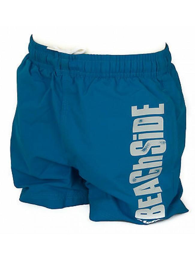 Boxer costume mare bimbo short beachwear LOTTO a. N7578 taglia S 9-10 col. BLUE