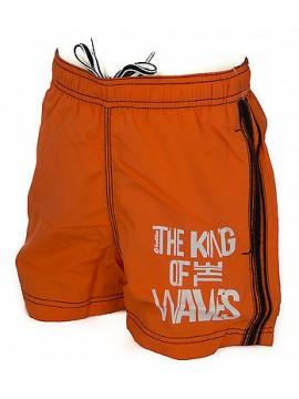 Boxer costume mare bimbo short beachwear LOTTO a. R0152 taglia S 9-10 col. BEAK