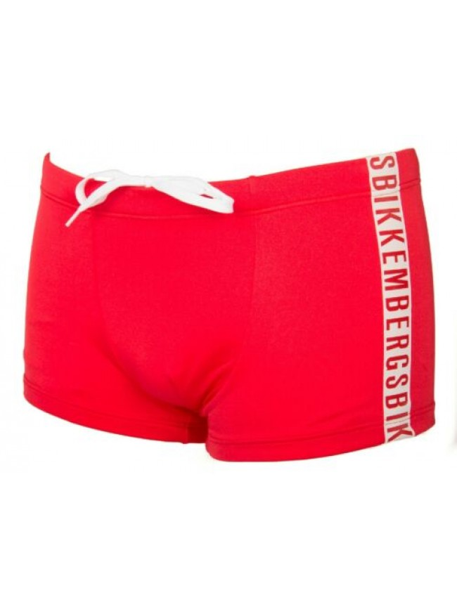 Boxer costume mare piscina uomo swimwear BIKKEMBERGS articolo VBKB04872 TAPE TRU
