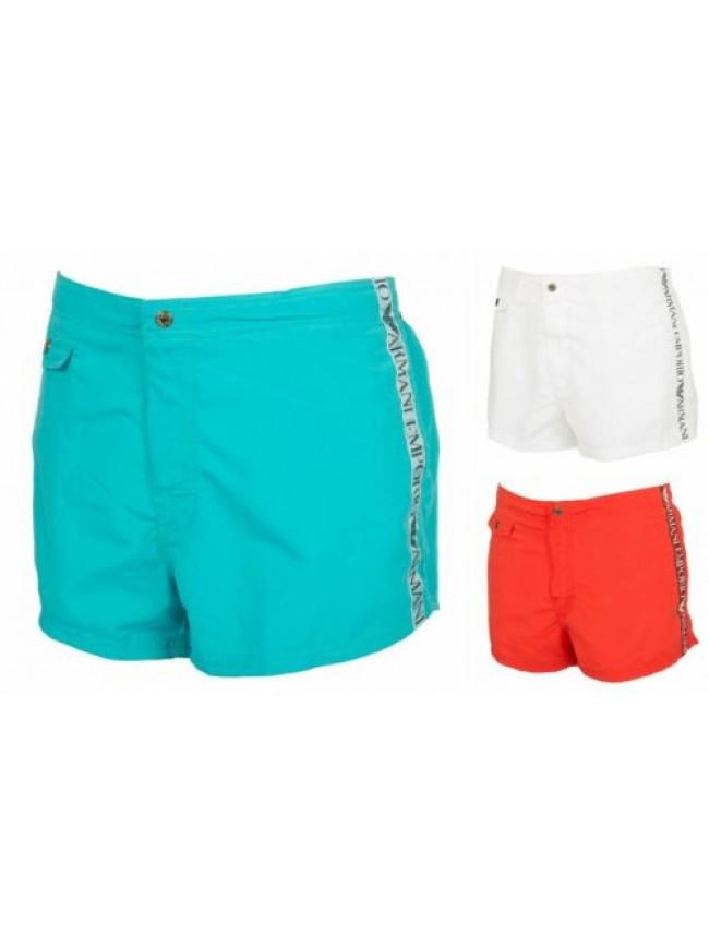 Boxer costume uomo corto mare o piscina beachwear EMPORIO ARMANI articolo 211272