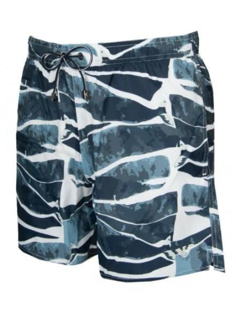 Boxer costume uomo mare o piscina beachwear EMPORIO ARMANI articolo 211740 0P440