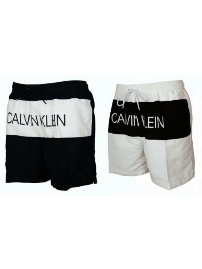 Boxer costume uomo mare o piscina swimwear CK CALVIN KLEIN articolo KM0KM00456 M