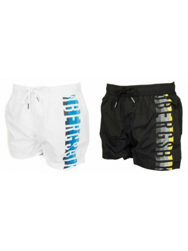 Boxer costume uomo mare o piscina swimwear beachwear BIKKEMBERGS articolo B6G503