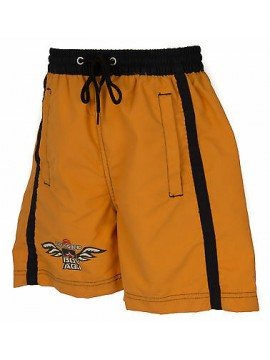 Boxer mare bimbo beachwear AQUARAPID a. KILOS JR taglia 8A 8 ANNI col. Y-ORANGE