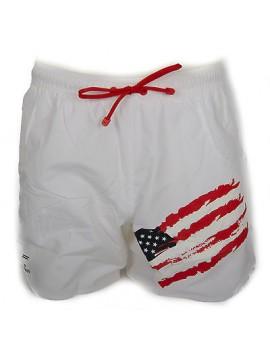 Boxer mare swim trunk EA7 EMPORIO ARMANI 902000 6P741 taglia L col. 91010 USA